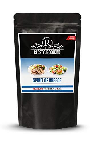 "Spirit of Greece BBQ Rub / ""Gyros"" Würzmischung 180g"
